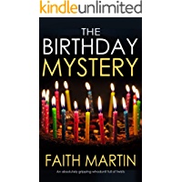 THE BIRTHDAY MYSTERY an absolutely gripping whodunit full of twists (English Edition)