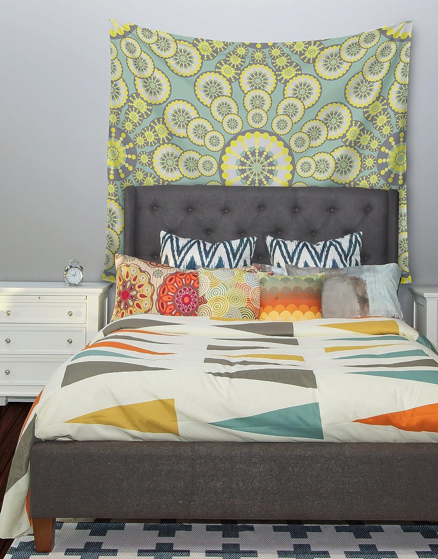 51 X 60 Kess InHouse Miranda MOL Equinox Wall Tapestry