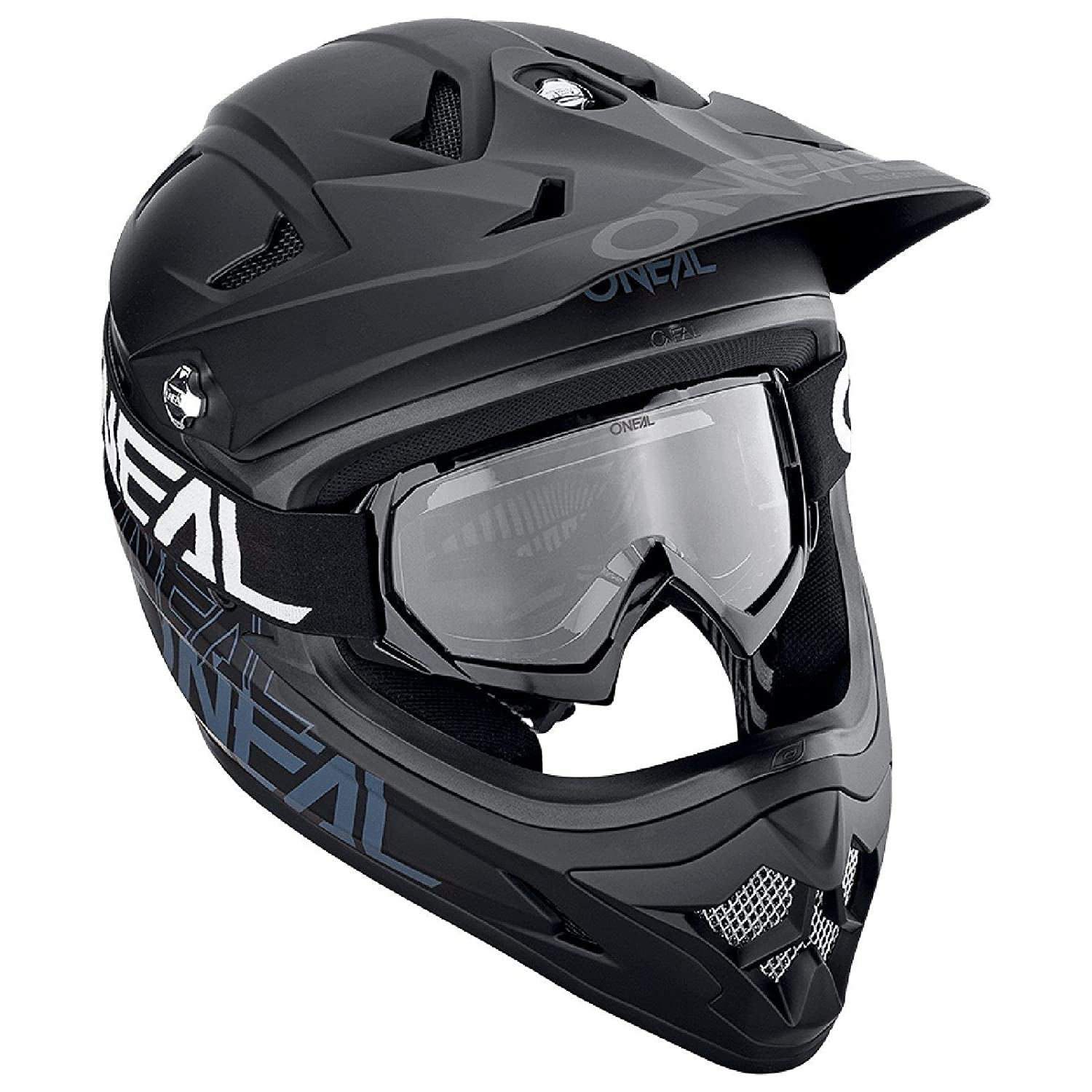 Oneal B-10 Solid Youth Motocross Goggles