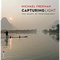 Capturing Light: The Heart of Photography book cover