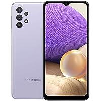 هاتف سامسونج جالكسي ايه 32 ثنائي شرائح الاتصال - ذاكرة 128 جيجا بايت، ذاكرة رام 6 جيجا بايت، تقنية اتصال الجيل الخامس…