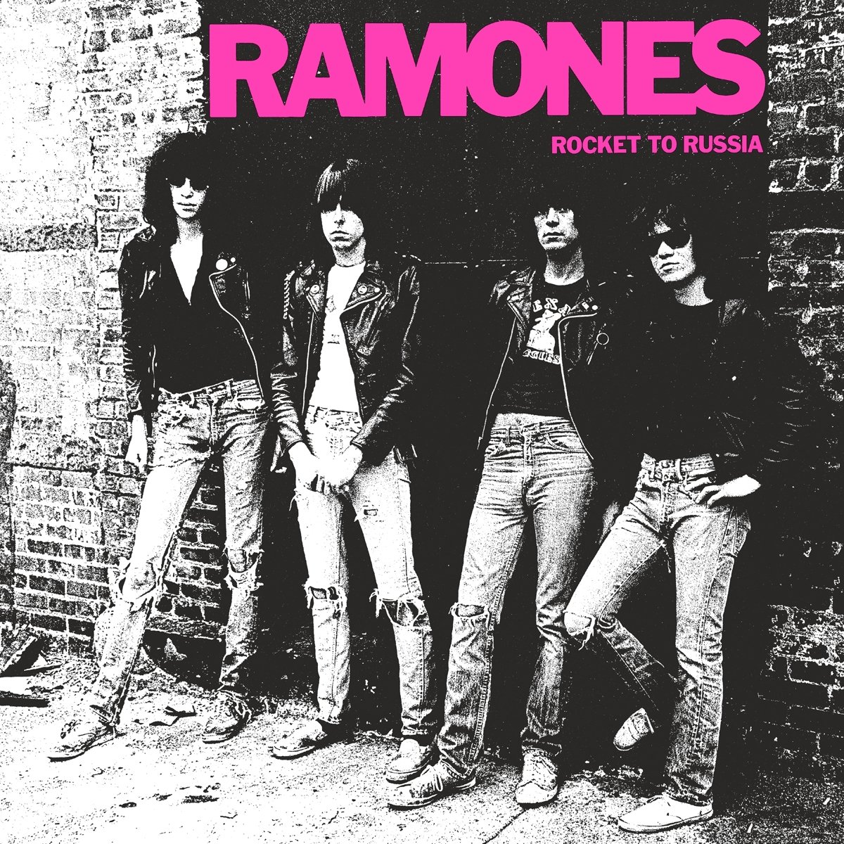 Vinilo : The Ramones - Rocket To Russia (Remastered)