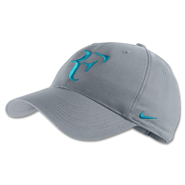 Nike Roger Federer Hybrid Cap, Grey/Blue by: Amazon.es: Deportes y ...