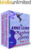The Annie Szabo Mystery Series Vol 1-2