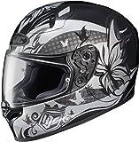HJC FG-17 Flutura Full-Face Motorcycle Helmet (MC-5, Large)