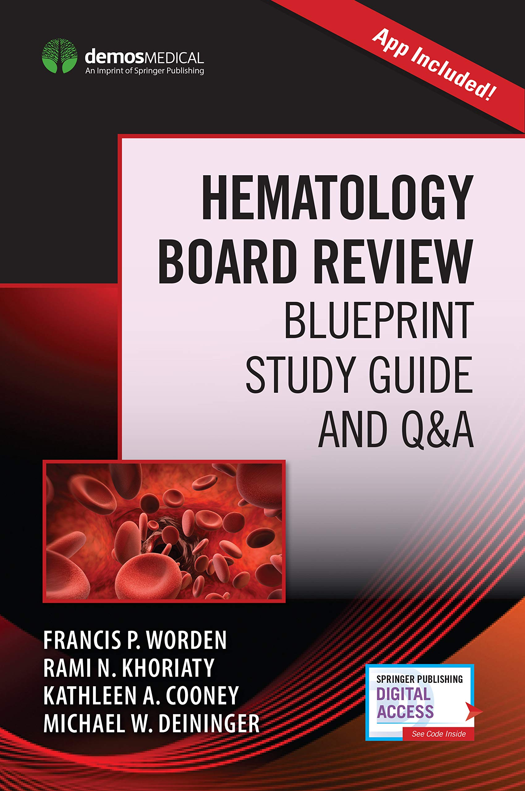 Buy Hematology Board Review: Blueprint Study Guide and Q&A