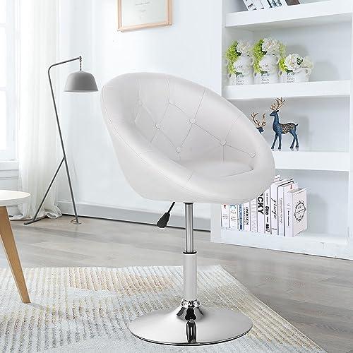 Tufted Swivel Desk Chair Amazon Com