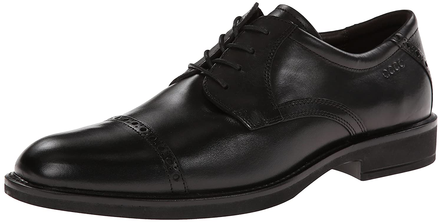 ecco men's biarritz cap toe oxford