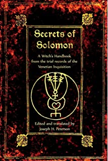 Enochian vision magick an introduction and practical guide to the the secrets of solomon a witchs handbook from the trial records of the venetian inquisition fandeluxe Choice Image