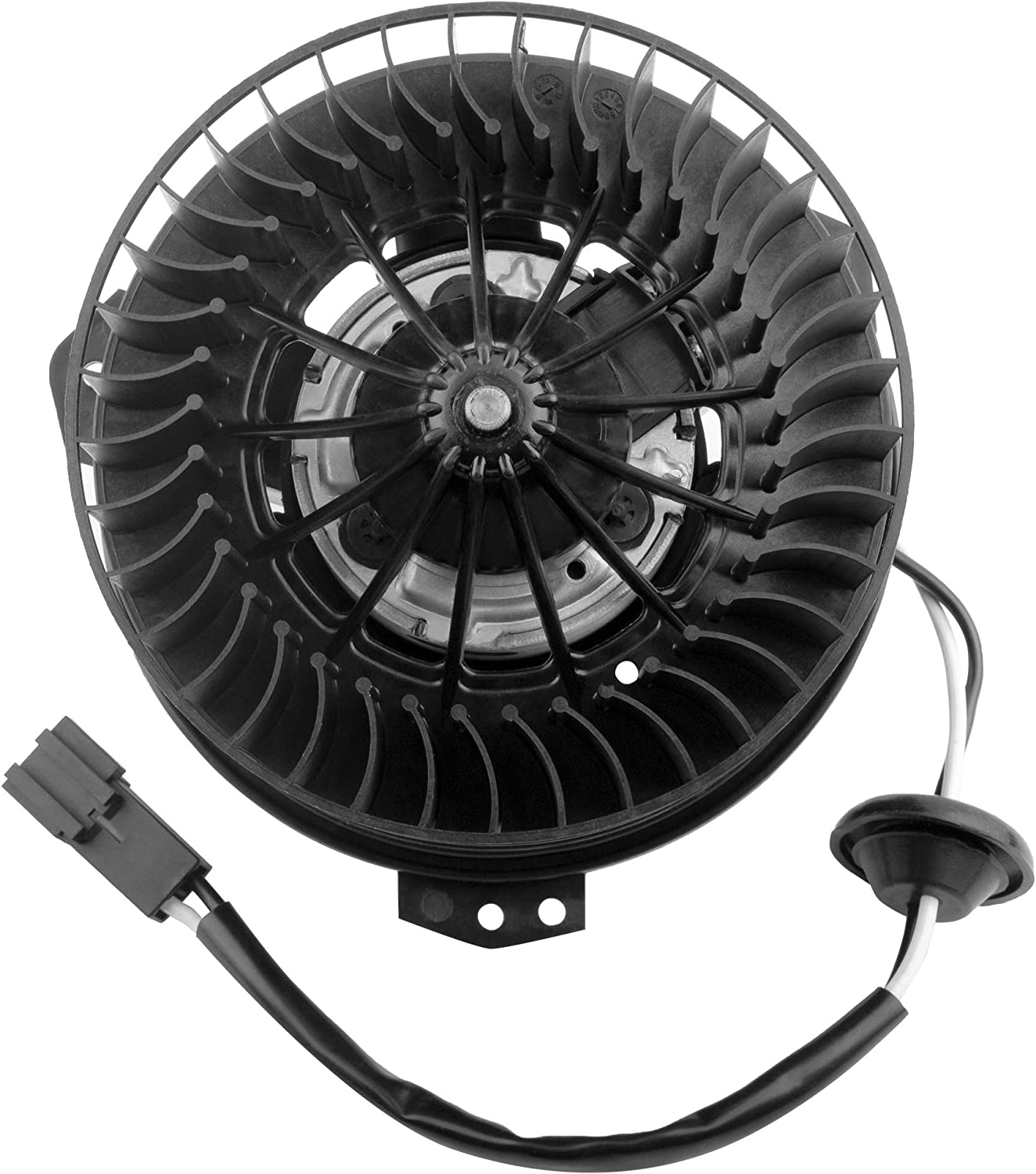 MYSMOT 700070 4885475AC Blower Motor Fan Assembly Compatible with 01-03 Chrysler Voyager, 01-07 Chrysler Town & Country, 04-08 Chrysler Pacifica, 01-07 Dodge Caravan & Dodge Grand Caravan