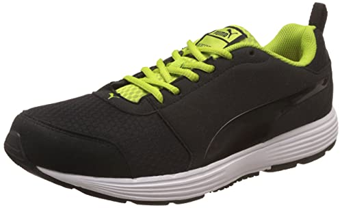 148500e5e5 Puma Men s Octans IDP Puma Black-Puma White Running Shoes - 10 UK India