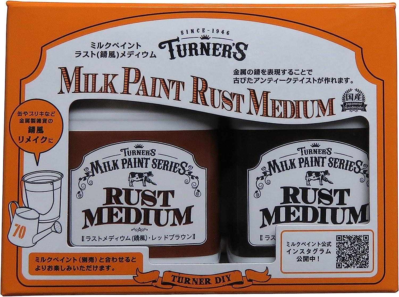 ターナー色彩 メディウム ミルクペイント