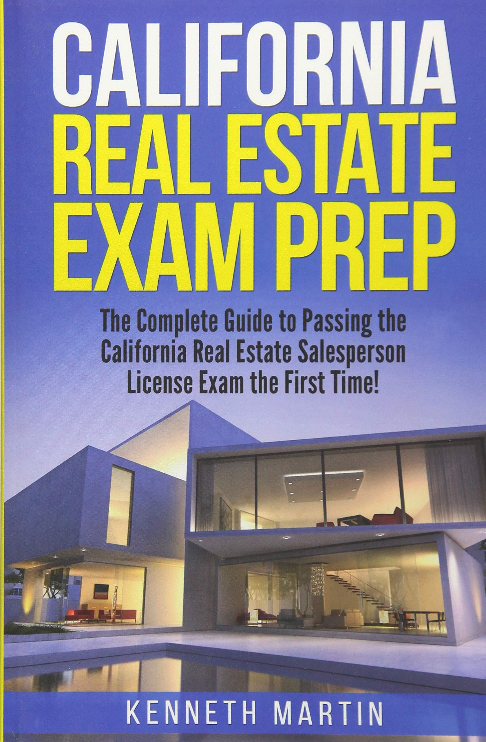 amazon california real estate exam prep the complete guide to