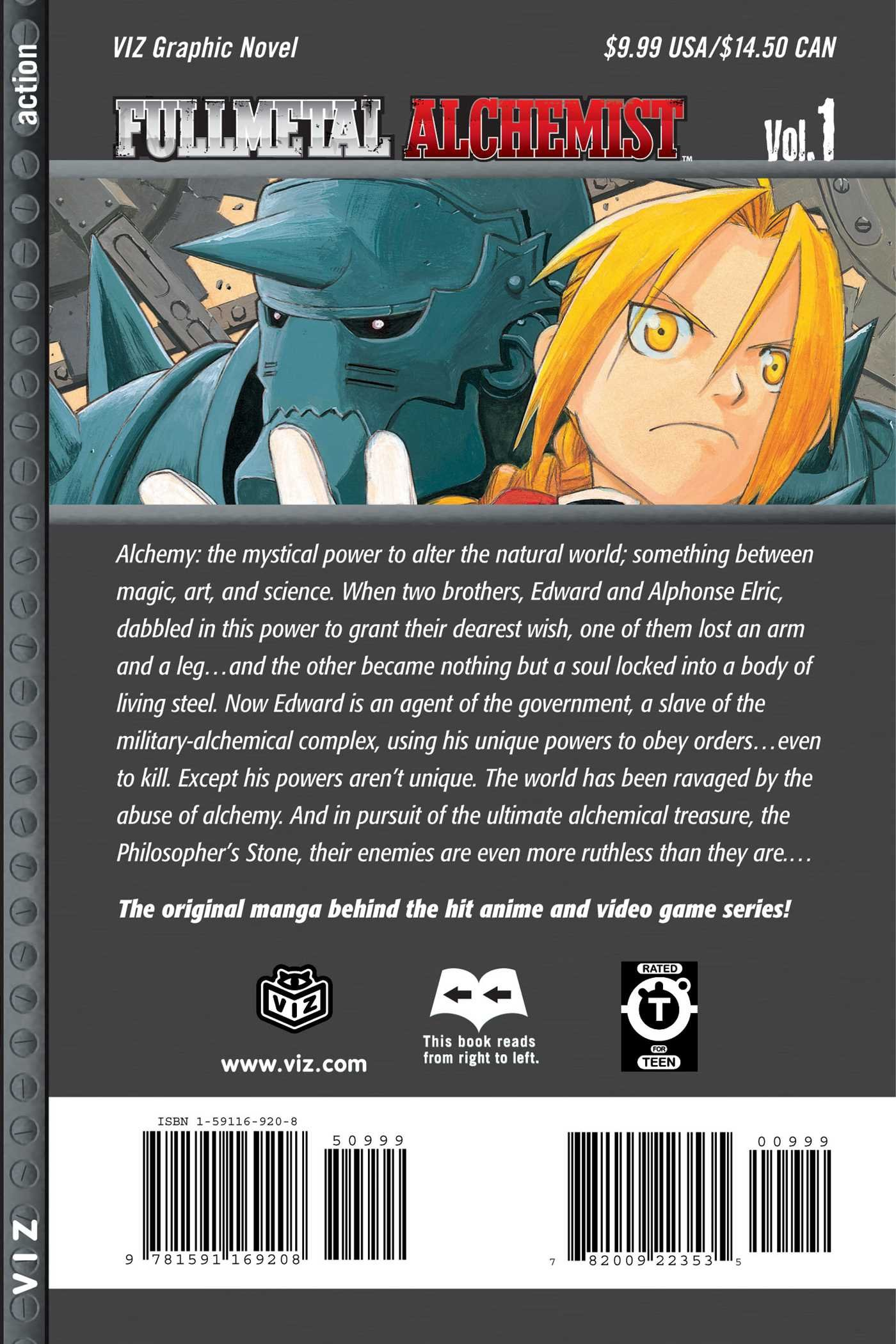 Fullmetal Alchemist Brotherhood Quiz..