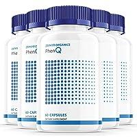 (5 Pack) Phen Q Ultra Diet Pills Caps Supplements for Women Men (300 Capsules)