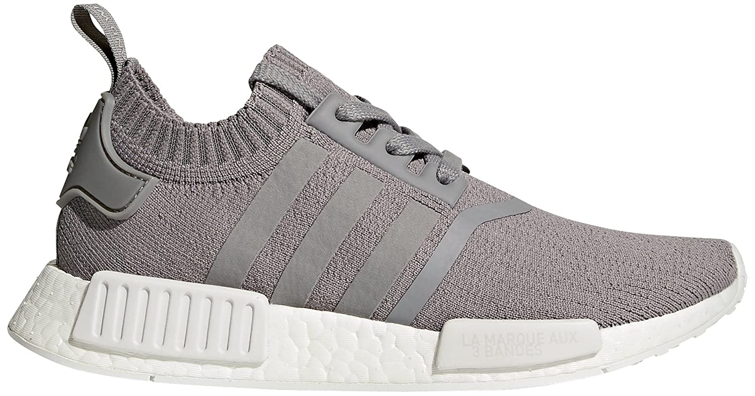 adidas Originals Women's NMD_r1 W Pk Sneaker B0772GP6BW 5.5 B(M) US|Grey Three/Grey Three/White