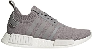 bee93100d64 adidas Originals Women s NMD R1 W PK Running Shoe Grey Three White