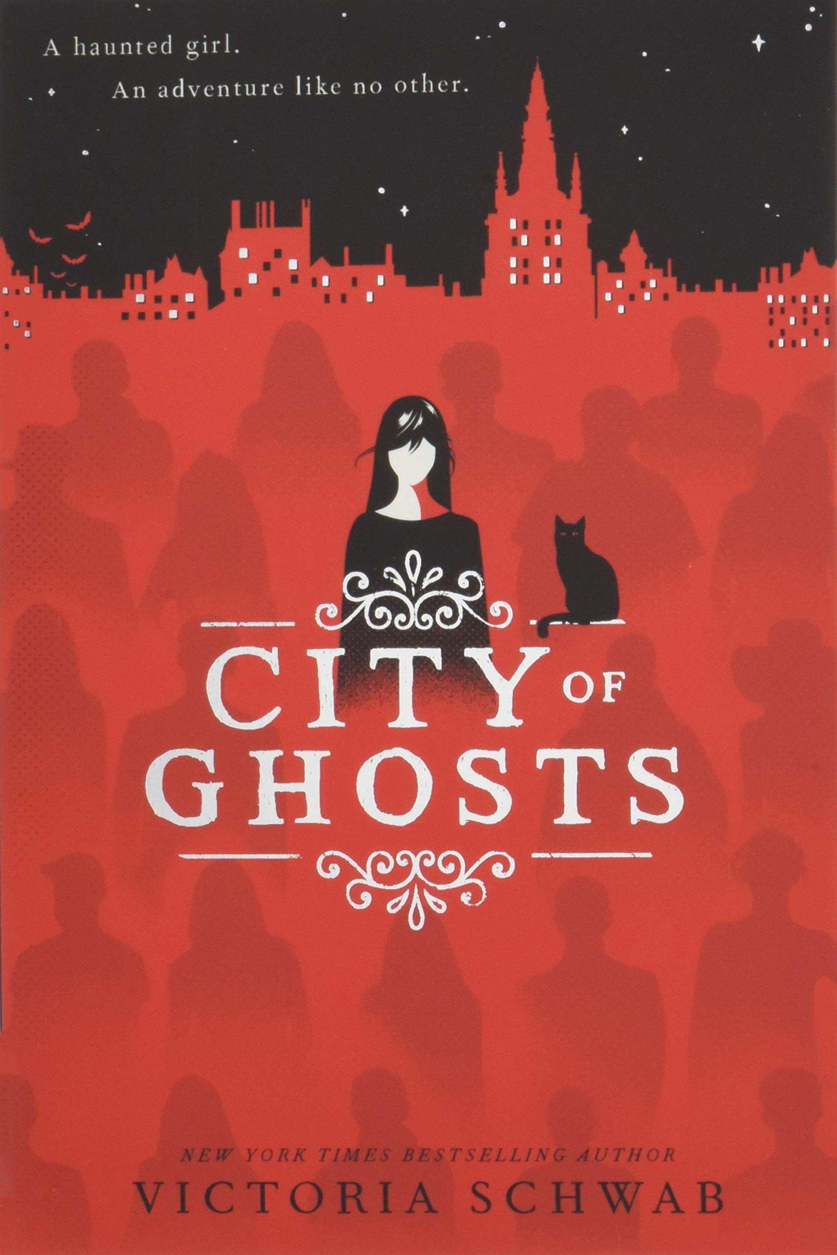 Image result for city of ghosts victoria schwab audio