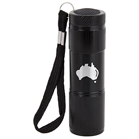 Review Australia 9-Led Flashlight With