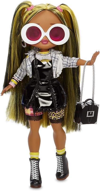 O.M.G L.O.L Surprise alt Grrrl Fashion Doll with 20 Surprises LOL Surprise