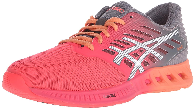 ASICS Women's fuzeX Running Shoe B00YB0NT4O 12 B(M) US|Diva Pink/White/Carbon
