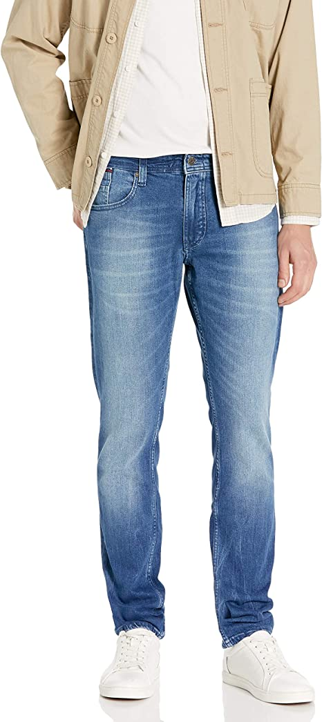 TOMMY HILFIGER Mens Jeans Straight Fit