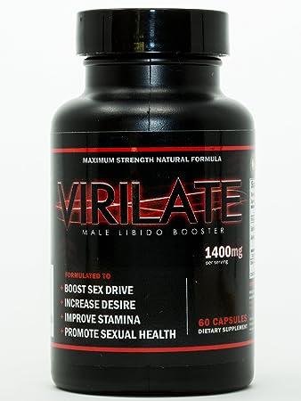 Vitamins to improve male sex drive