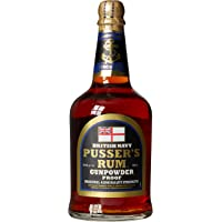 Pussers Gunpowder Proof Rum, 70 cl