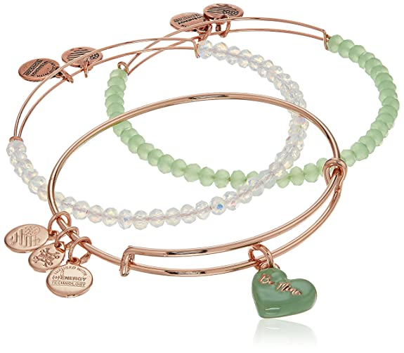 Alex And Ani Womens Love Is In The Air   Sweet Set Of Three by Alex And Ani