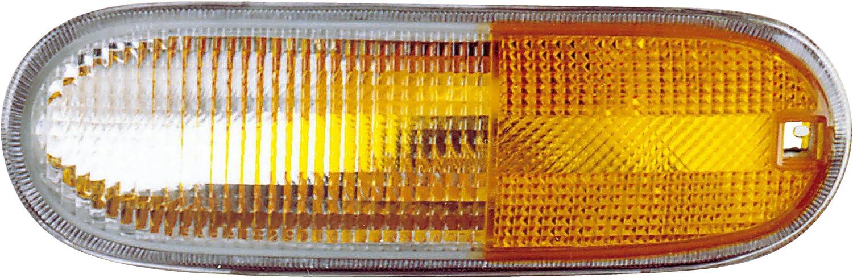 Eagle Eyes VW081-U000R Volkswagan Passenger Side Signal//Marker Lamp LensandHousing