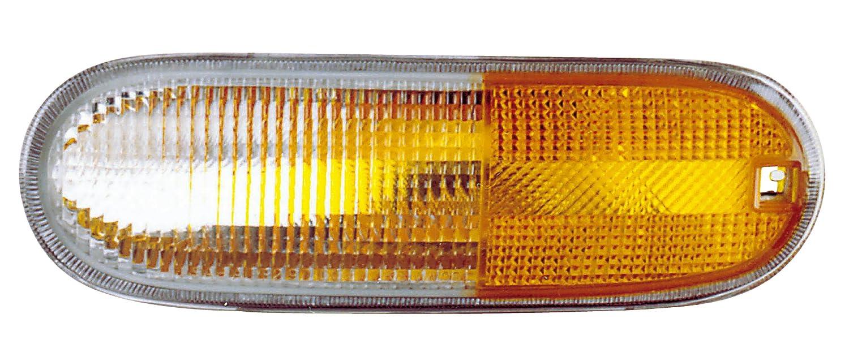 Eagle Eyes VW081-U000L Volkswagan Driver Side Signal//Marker Lamp LensandHousing VW2520103V rm-EGL-VW081-U000L