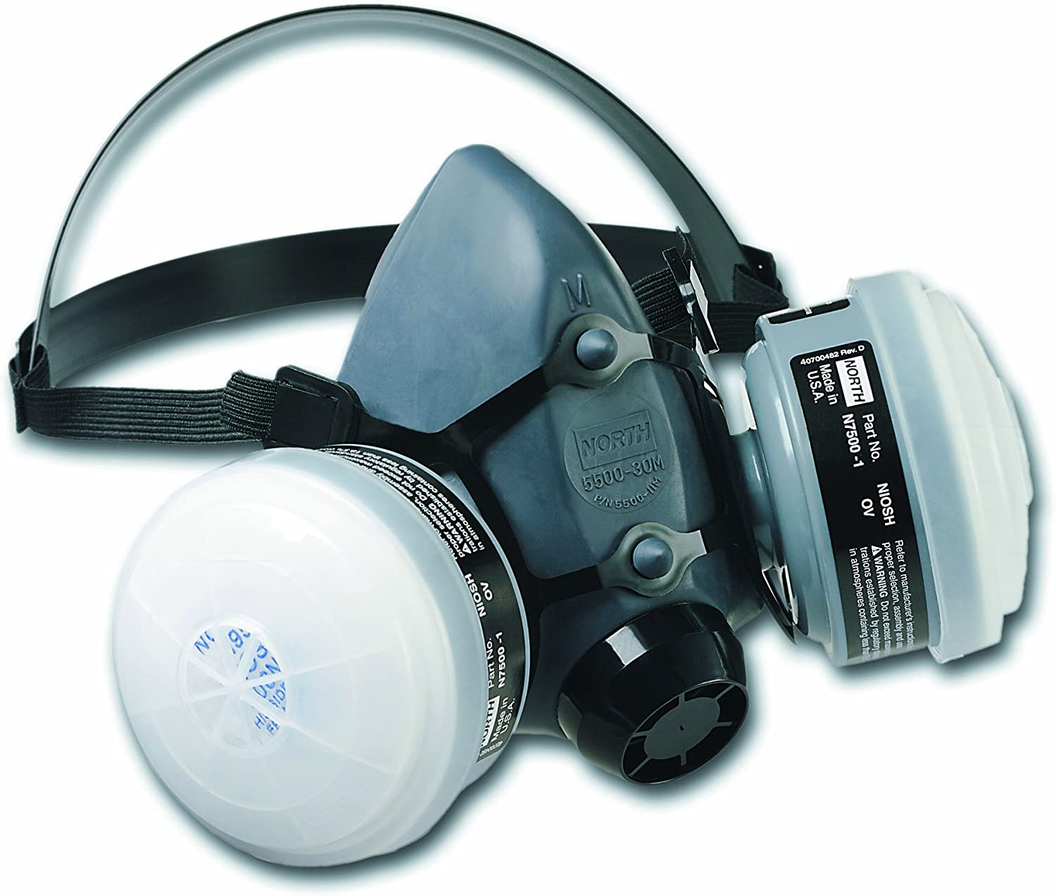 respirator mask honeywell