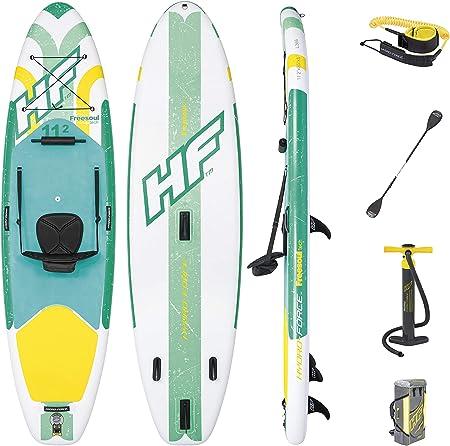 Bestway Freesoul Tech 65310 - Tabla inflable de paddle surf con ...