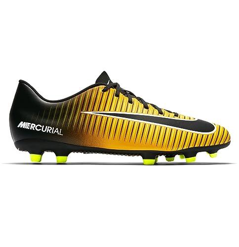 the best attitude 6bfdd 6c84e Nike Mercurial Vortex III Fg, Scarpe per Allenamento Calcio Uomo ...