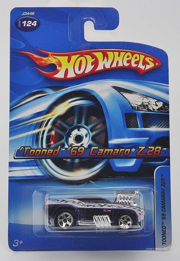 2017 Hot Wheels Tooned Series /'68 Mustang #124