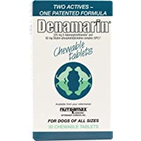 Denamarin Liver Support Supplements for  Dogs of All Sizes, Chewable Tablets 30...