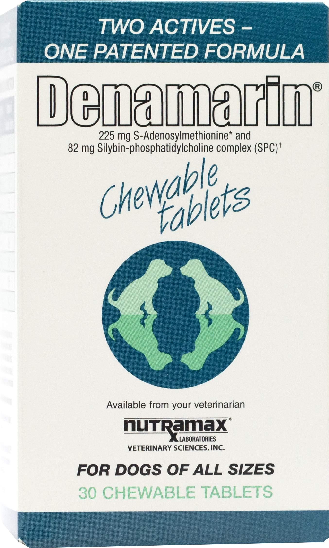 dog supplies online nutramax denamarin chewables, 30 count