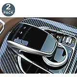 LFOTPP Protector per Mercedes Benz Classe C W205 V W447 GLC II X253 AMG Console Control Mouse centrale