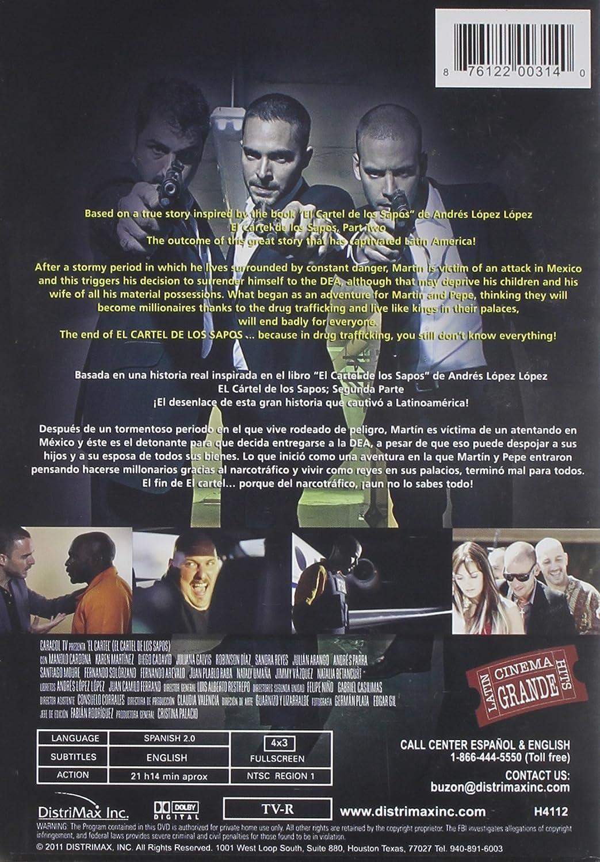 Amazon.com: Cartel: Parte II: El Cartel Pt. 2: Movies & TV