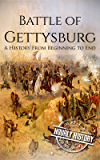 Battle of Gettysburg: A History From Beginning to End (English Edition)