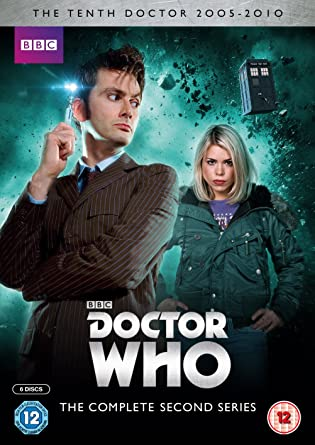 Amazon Com Doctor Who Series 2 Dvd Movies Tv