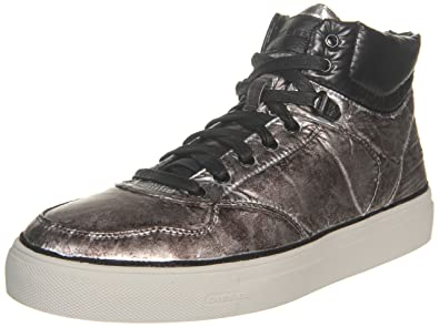Amazoncom Diesel Mens Invasion Top Silver 9 M Us Shoes