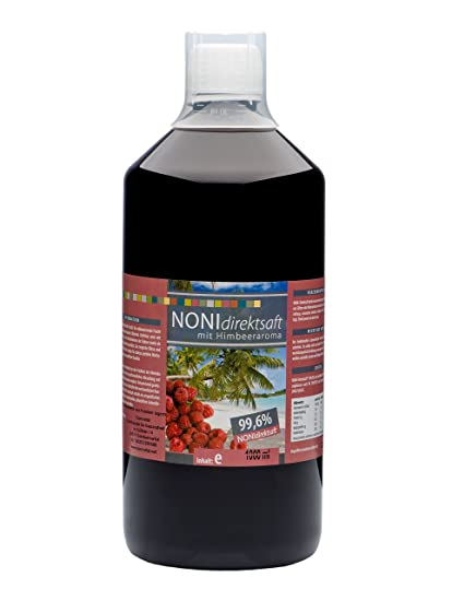 Gut vital Noni directamente - jugo 99,6% 1000 ml: Amazon.es ...