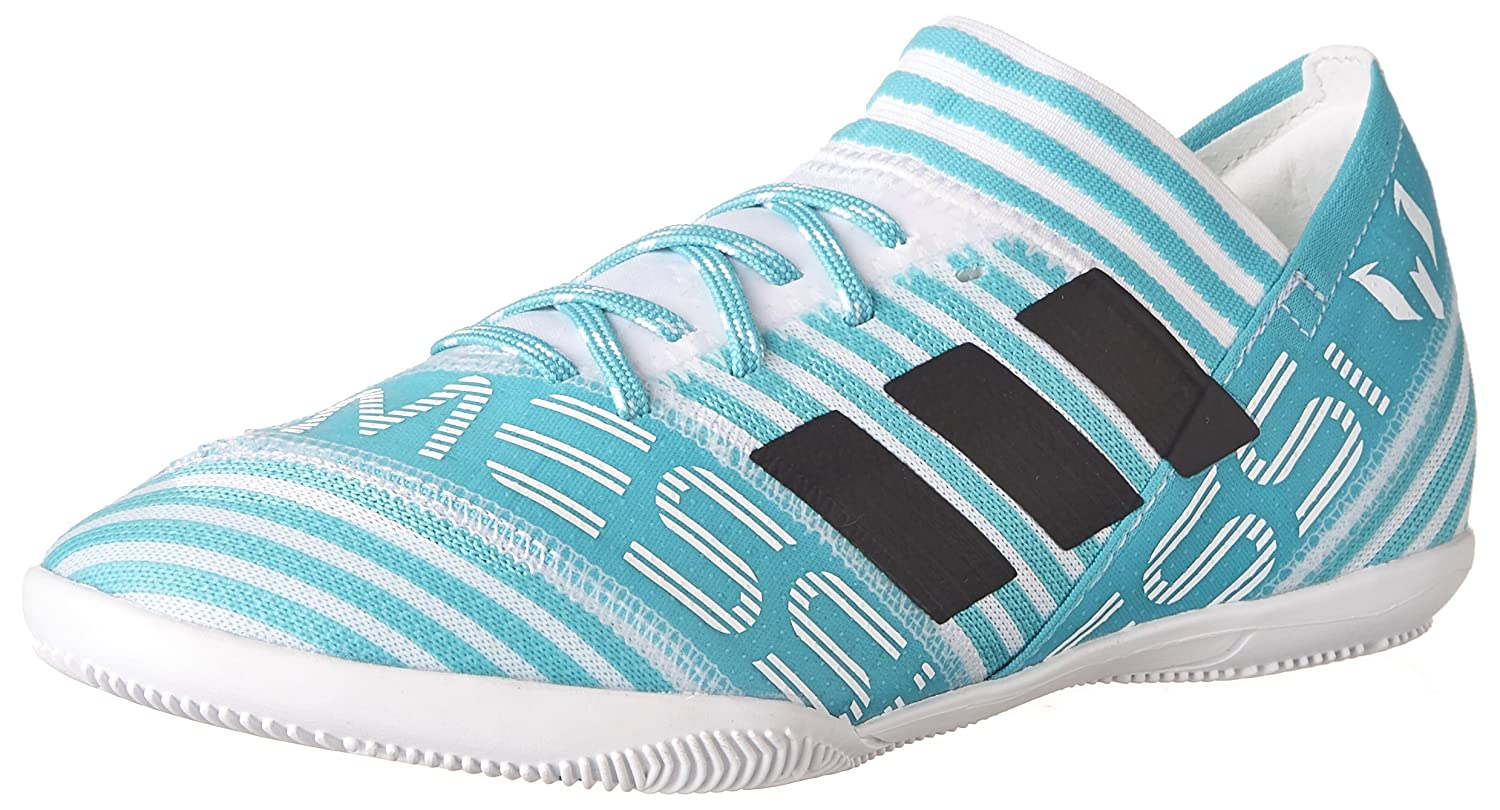 adidas Boys' NEMEZIZ Messi Tango 17.3 Indoor Soccer Shoes BY2418