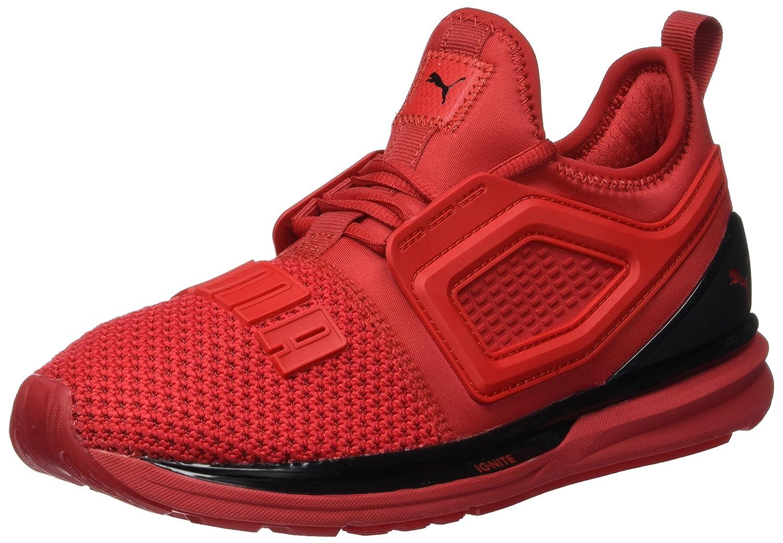 Puma Ignite Limitless 2, Zapatillas de Entrenamiento Unisex Adulto 43 EU|Rojo (Ribbon Red-puma Black 02)
