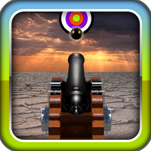 Cannon Target Shooter