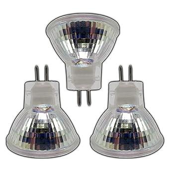 Bombillas led 3 unidades - MR11/GU5.3 LED 2 W 12 V DC