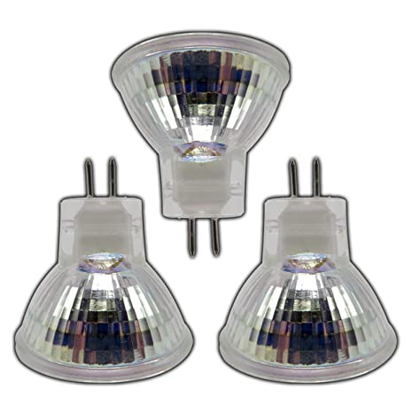 Bombillas led 3 unidades - MR11/GU5.3 LED 2 W 12 V DC