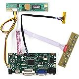 "HDMI + VGA + DVI + Entrée audio Carte contrôleur LCD pour B156XW01 LTN156AT01 15.6 ""1366x768 1CCFL 30Pin LCD Panel"