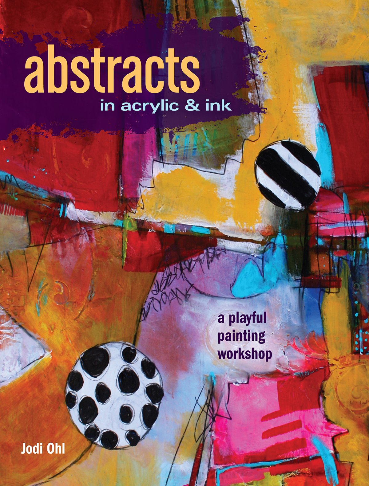 Abstracts Acrylic Ink Painting Workshop product image